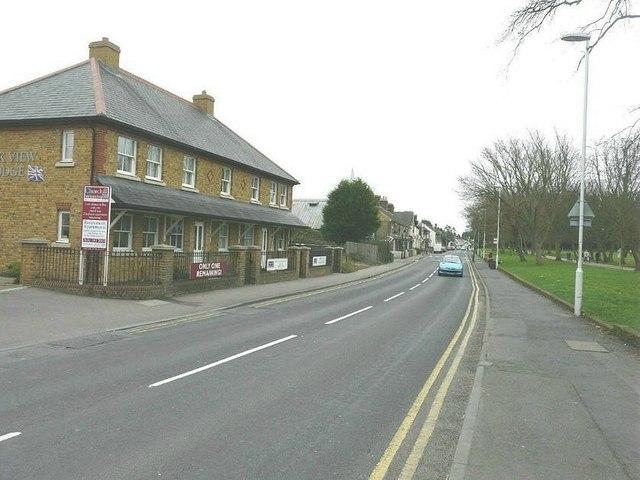 Whitstable Road, Faversham