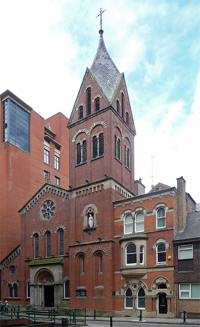 St Mary, Mulberry Street, Manchester