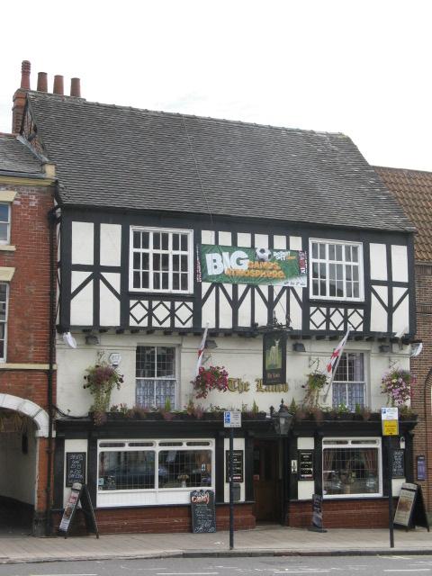 Ashby de la Zouch Lamb Pub