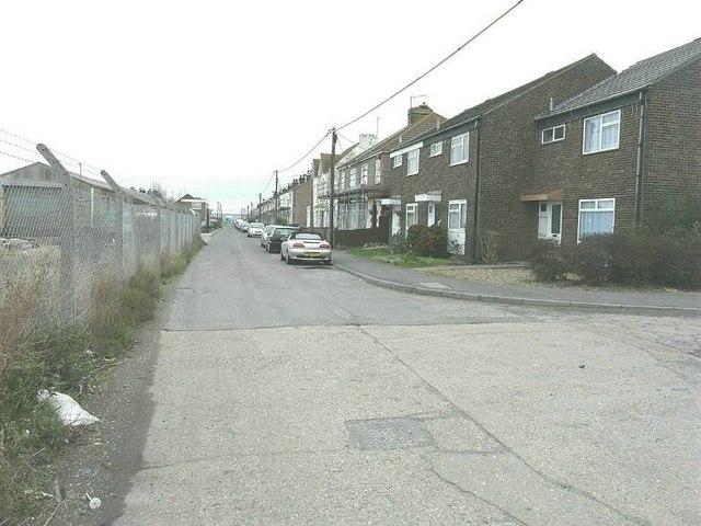 First Avenue, Rushenden