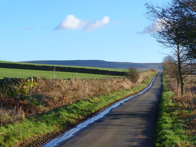 Road, Kirkoswald