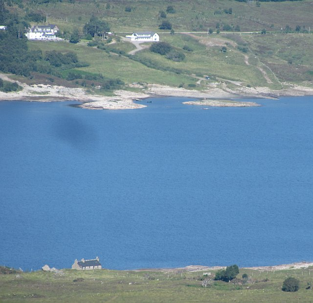 Creanach and Overscaig