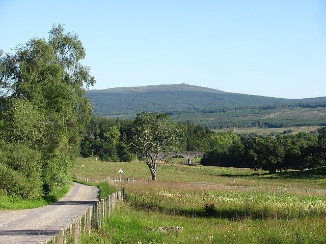 Lower Glen Cassley