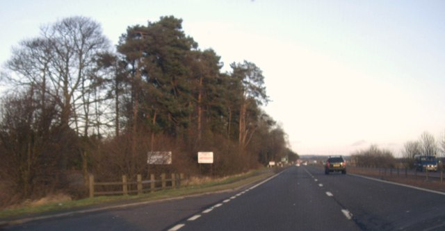 A90 by Inchmartine House