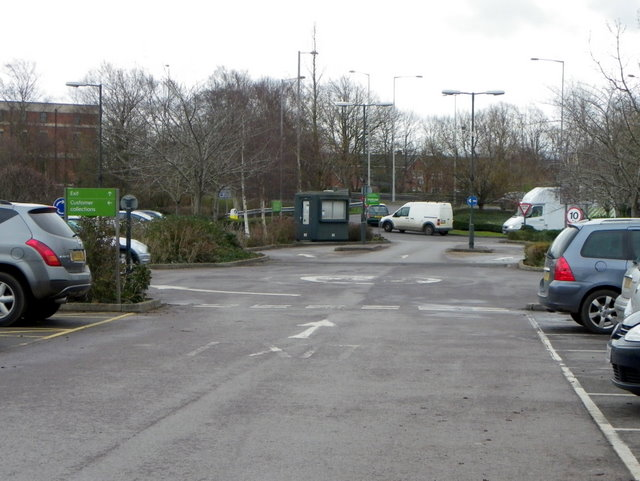 Car park, Salisbury