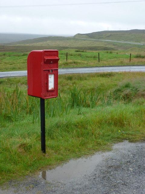 Laxo: postbox № ZE2 43