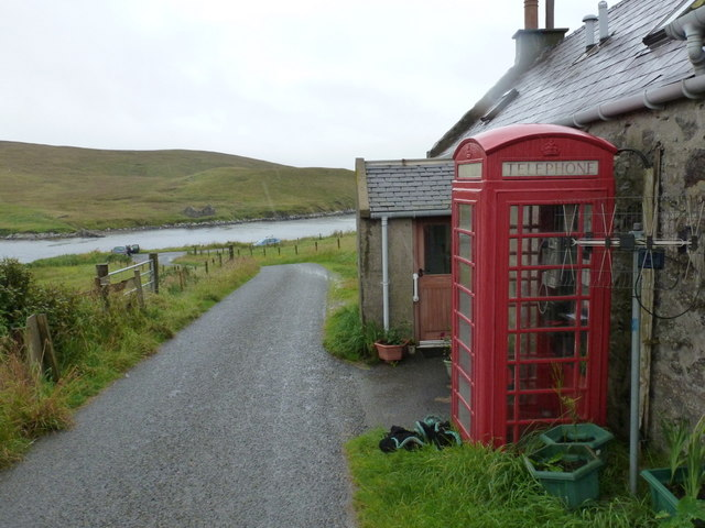 Billister: the telephone box