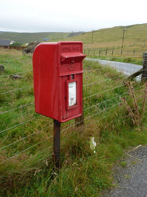 South Nesting: postbox № ZE2 117