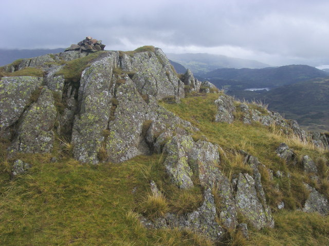 Summit of Tarn Crag