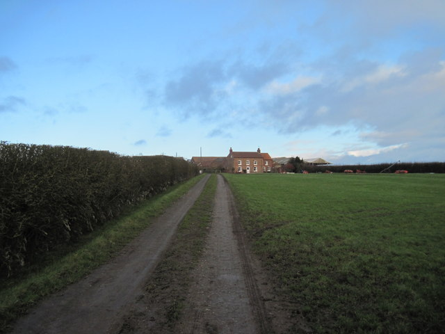 Track  to  Witherholme