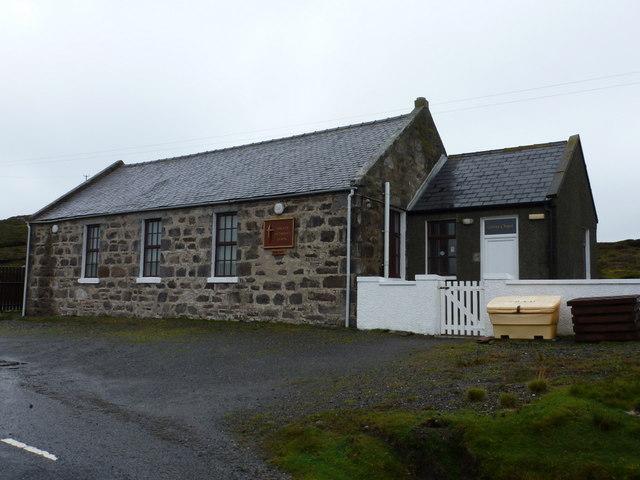 Girlsta: the Methodist chapel