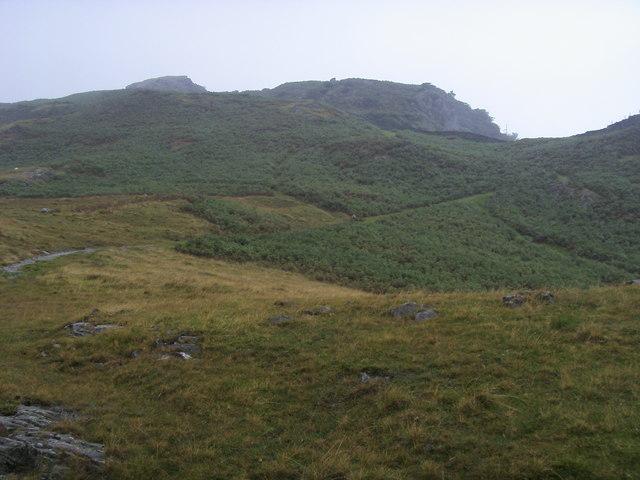 Path to Lingmoor Fell