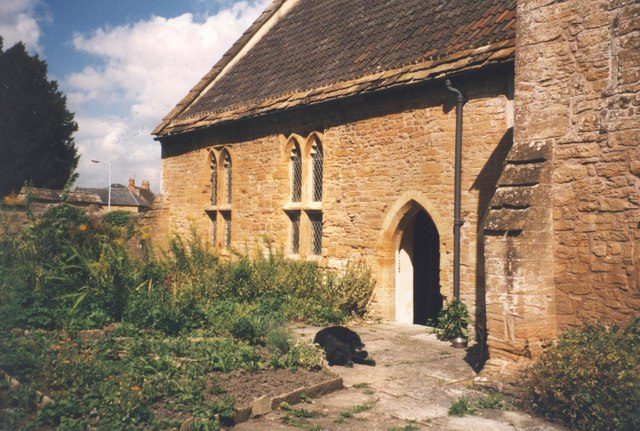 Treasurer's House and garden, Martock