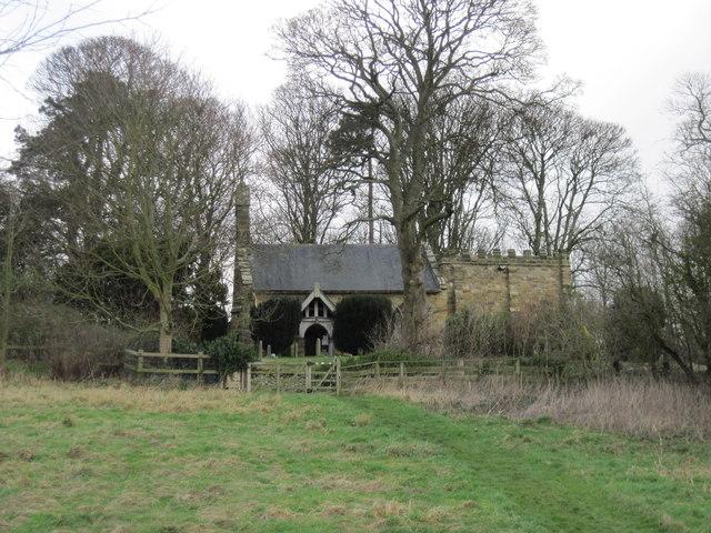 St  Peter's  Church  Dalby
