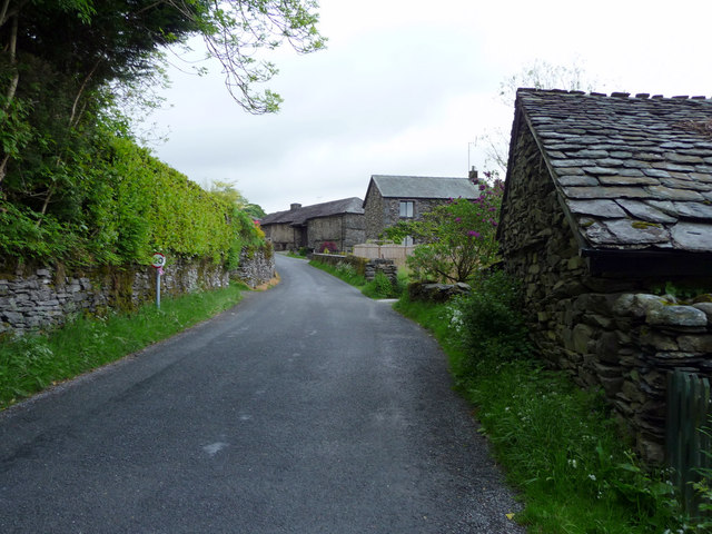 Troutbeck, Cumbria