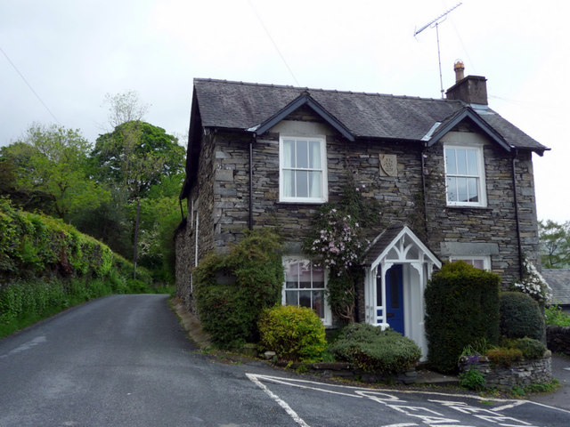 House in Troutbeck, Cumbria