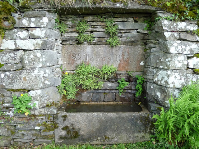 St John's Well, Troutbeck, Cumbria