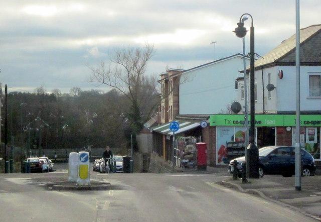 Bromsgrove, New Road Aston Fields