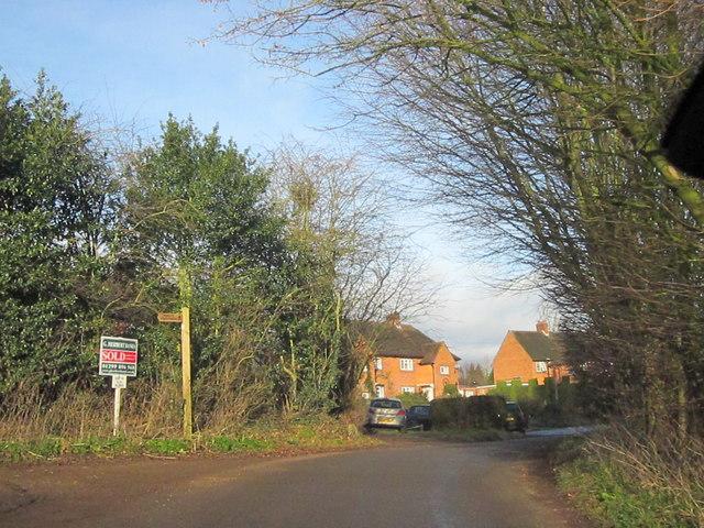 Tutnall Dusthouse Lane