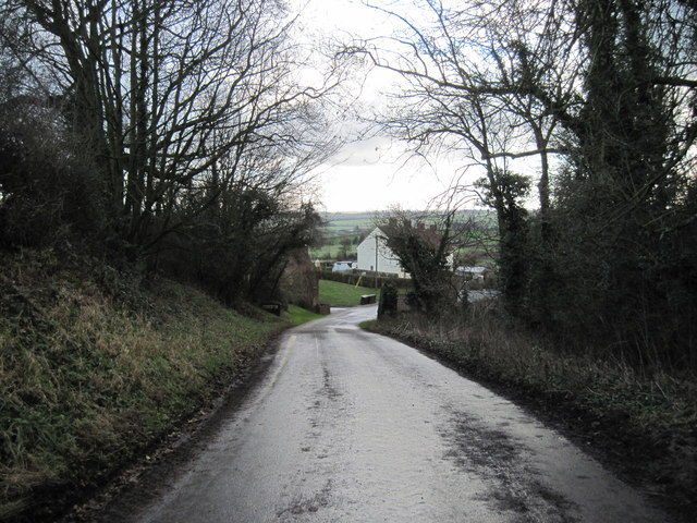 Entering  Skewsby  from  the  North