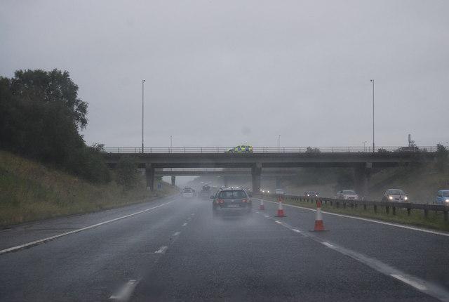 Junction 42, M6