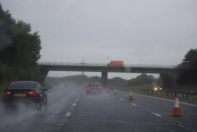 Garlands Bridge, M6