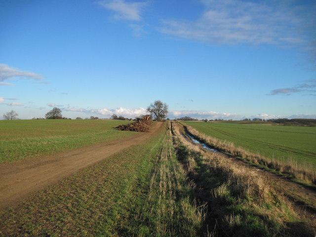 Green  Lane  to  Scackleton  Grange