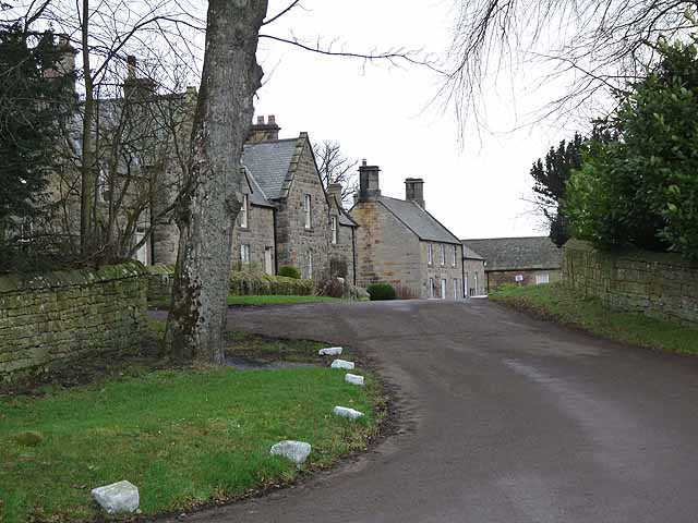 Cambo, Northumberland
