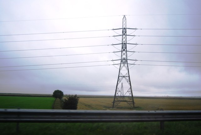 Pylon by the M6