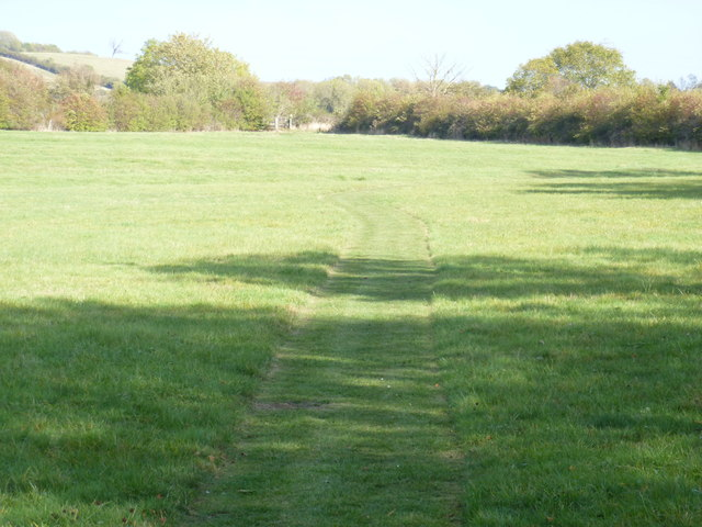 Footpath to Sheen Hill [2]