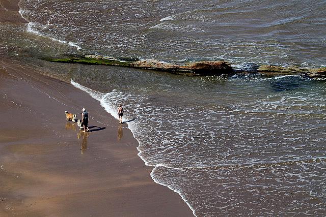 Pease Sands