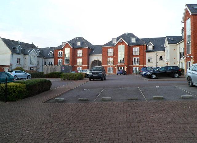 Conigre Square, Trowbridge