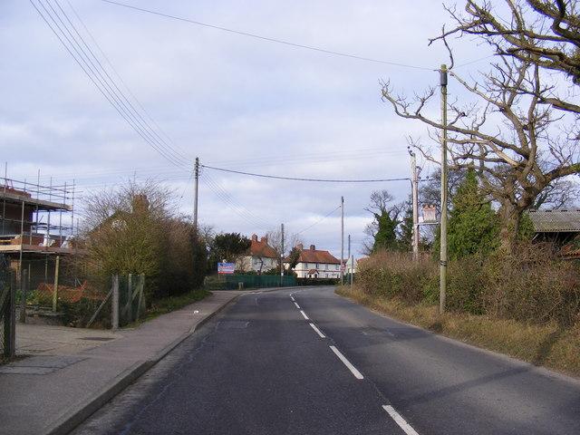 B1118 Queens Street, Stradbroke