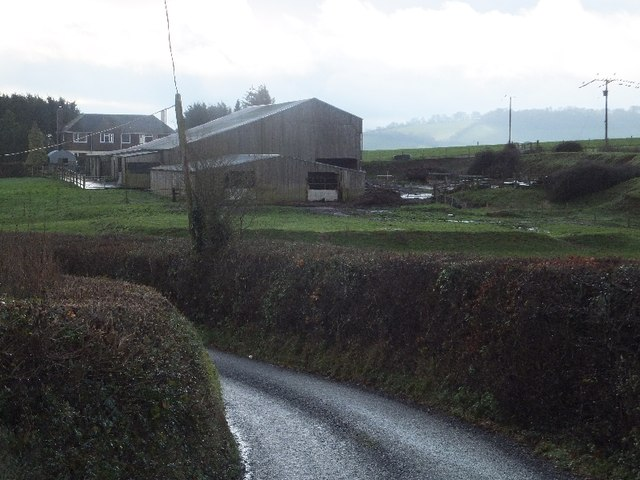 Swallowhayes farm buildings