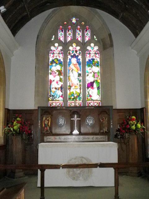 Sanctuary, St Michael's Church