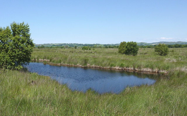Pool on Cors Caron, Ceredigion
