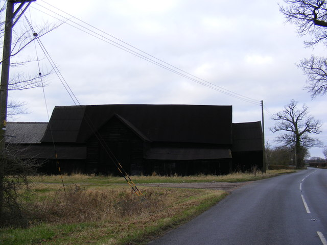 Barn at Chickering Corner Farm