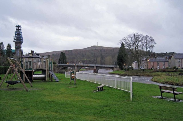 Riverside playpark