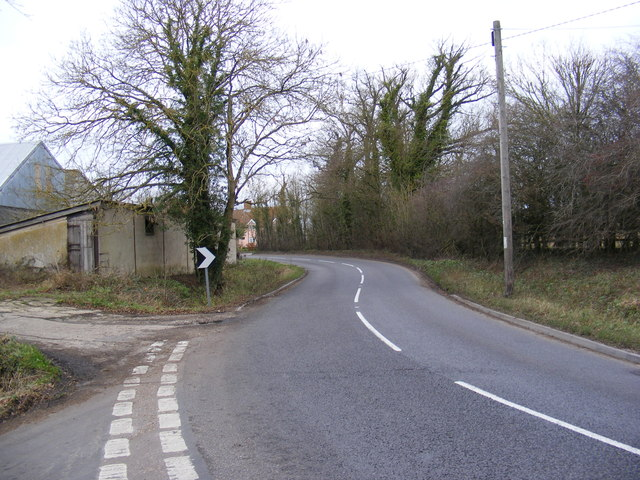 B1118 Chickering Road at Green Street