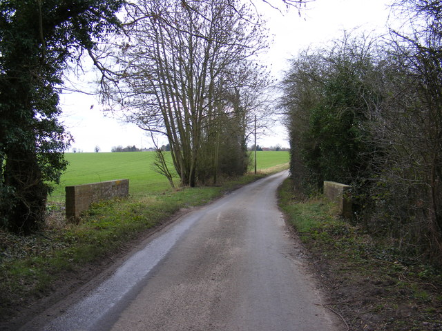 Bridge in Wittons Lane