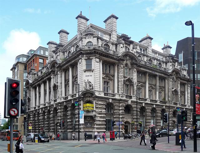 Lloyds Bank, Cross Street,  Manchester
