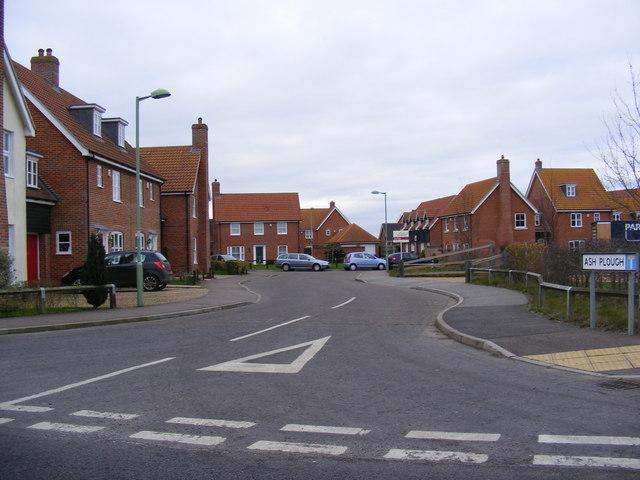 Ash Plough, Stradbroke