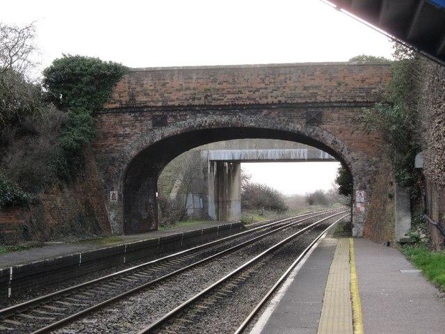 The old road bridge