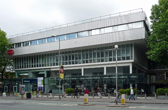 National Computing Centre, Oxford Road, Manchester
