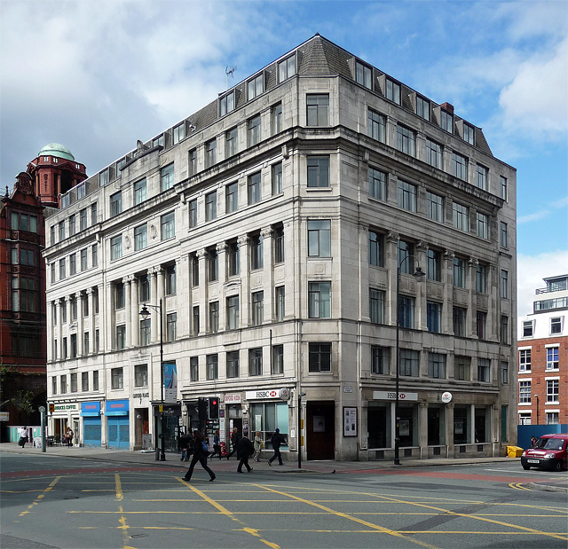 7 Oxford Road, Manchester
