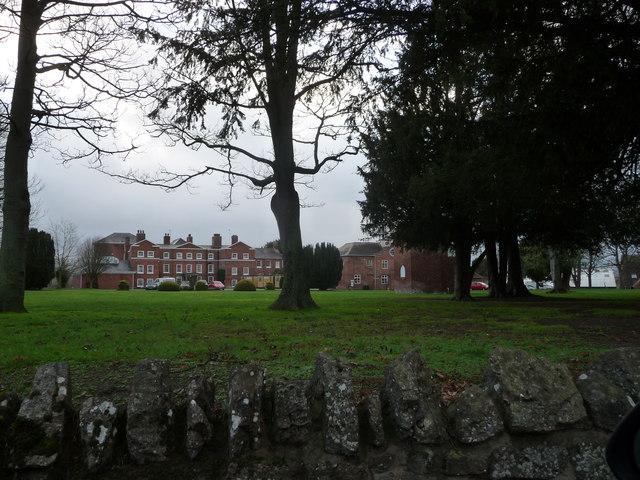 Cruckton Hall School, Cruckton