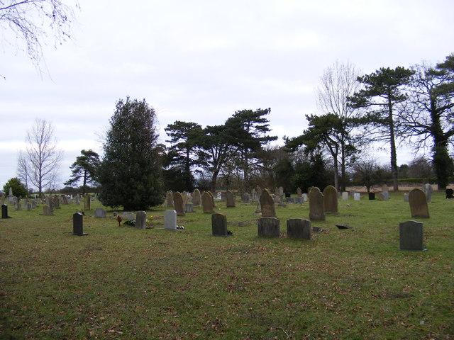 Stradbroke Cemetery
