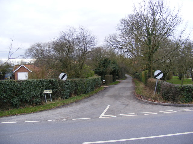 Neaves Lane, Stradbroke
