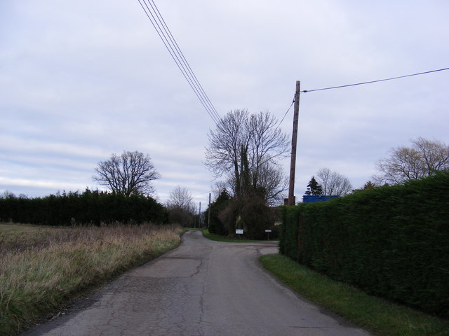 Mill Lane, Stradbroke