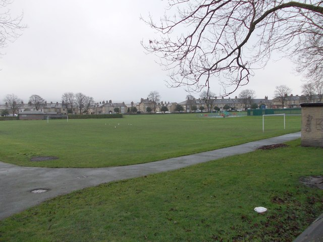 Recreation Ground - Springroyd Terrace